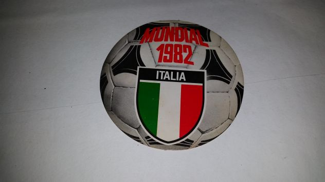 Adesivo mondiali 1982 originale