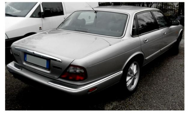 JAGUAR XJ8 4.0 EXECUTIVE ISCRITTA ASI - Foto 5