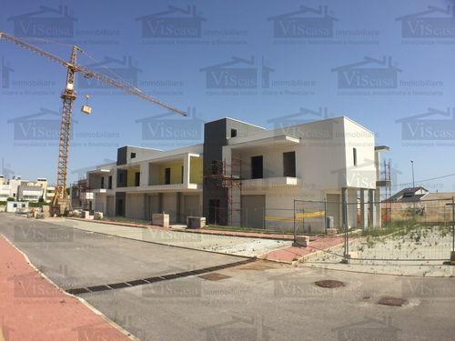 Nuovi appartamenti e locali commerciali in classe A4