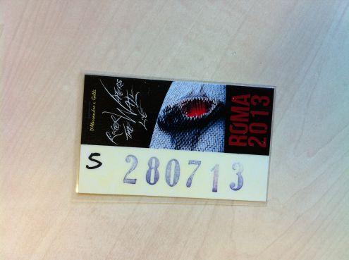 Biglietti Concerti Rock Passati Unused e Non, Da Collezione! - Foto 5