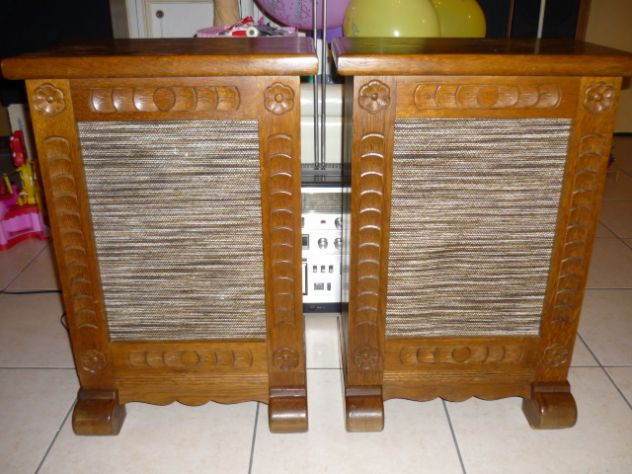 Materiale Audio Hifi vintage , ecc.. - Foto 3