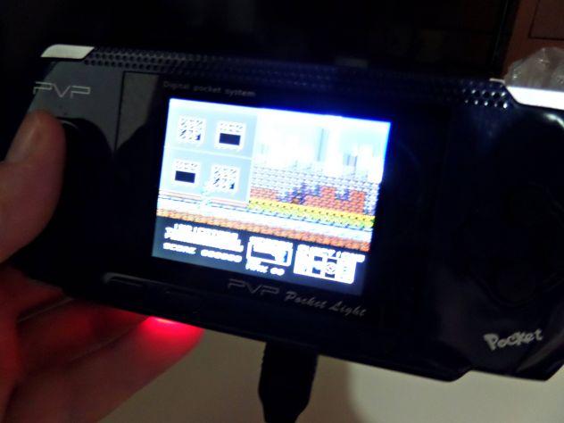 Console portatile 30 giochi retrò (super mario, ecc..) PVP Pocket 9 - Foto 6