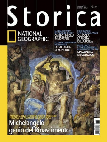 Rivista Storica National Geographic
