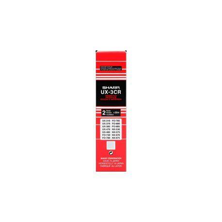 Pellicola Fax Sharp UX3CR (2 rotoli) ORIGINALE!!!