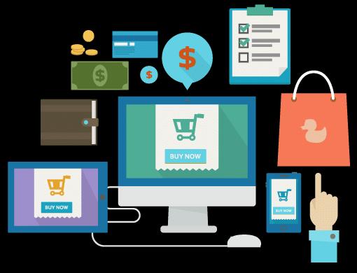 Realizzazione siti ECOMMERCE da zero personalizzati