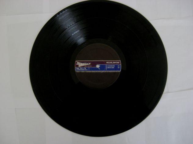 33 giri originale del 1998 – SASH! Feat Shannon- MOVE MANIA - Foto 4