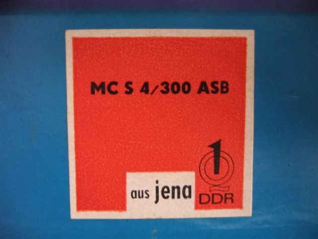 Carl Zeiss Jena SONNAR 4/300 MC Pentacon Six Baionetta - Foto 2