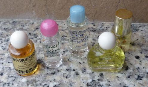 5 mignon profumi