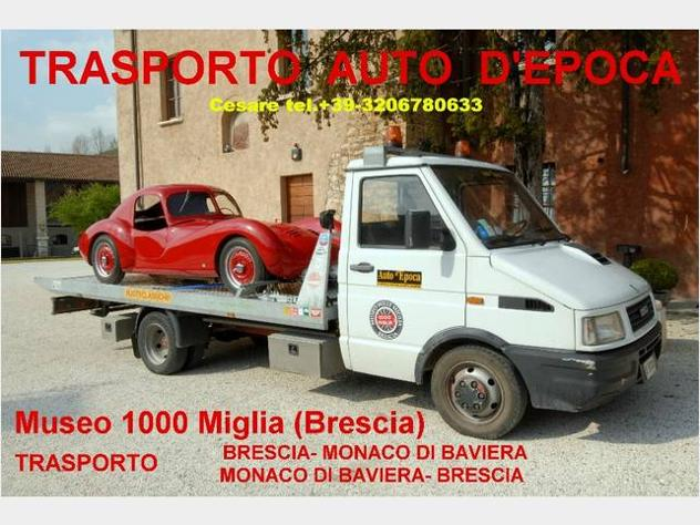 Trasporto Auto d'Epoca - Foto 3