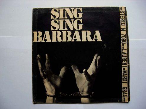 45 giri del 1971-M. Laurent-Singsing Barbara