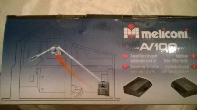 Trasmettitore di segnali Audio/Video senza fili MELICONI AV100 - Foto 3