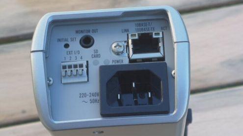 videocamera PANASONIC IP WV-NP240 - Foto 3