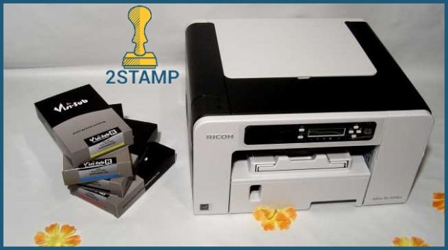 Kit professionale per stampa sublimatica COVER - 2Stamp - Foto 7