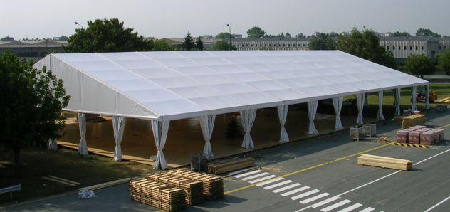 Tendostruttura 20x40m
