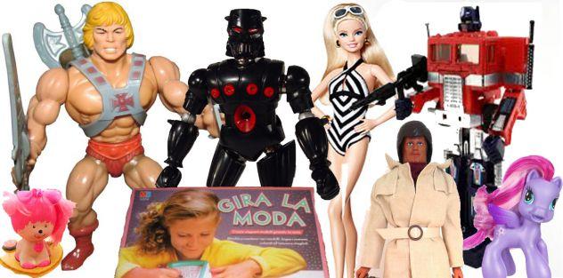 Cerco giocattoli vecchi anni 70 80