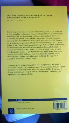 **--Francisco Villar - gli indoeuropei e le origini d'Europa--** - Foto 2
