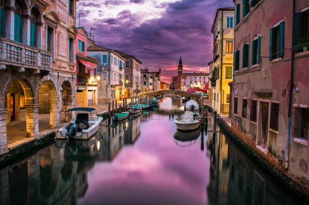 Pianista a Venezia