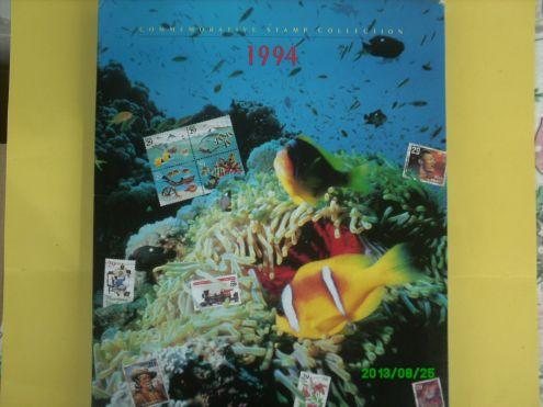 FRANCOBOLLI STATI UNITI D 'AMERICA 1994