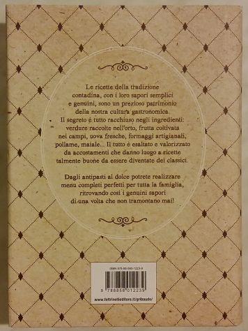 La cucina contadina-Editore: prima edizione Gribaudo 2014 nuovo - Foto 2