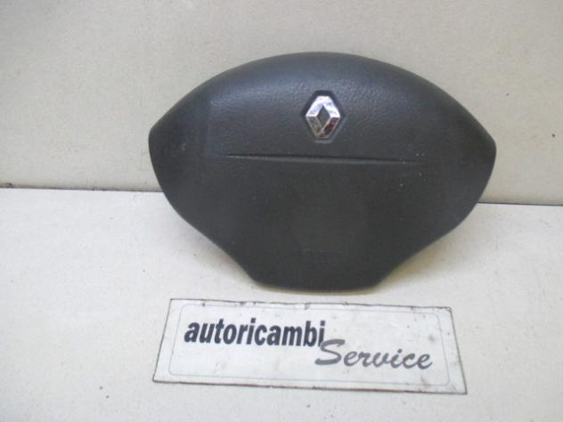 7700433083 AIRBAG AL VOLANTE RENAULT SCENIC 1.6 B 5M 5P 79KW (2001) RICAMBI …