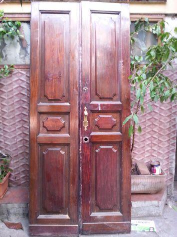 porta in ciliegio - Foto 2