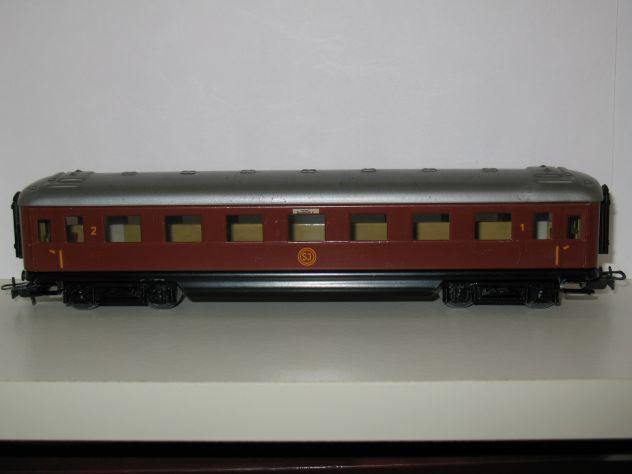 Marklin H0 - 4020 SJ - Carrozza passeggeri Ferrovie svedesi - Foto 2