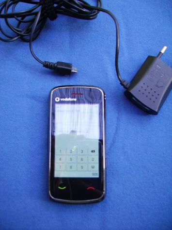 Cellulare  Touchscreen  Vodafon