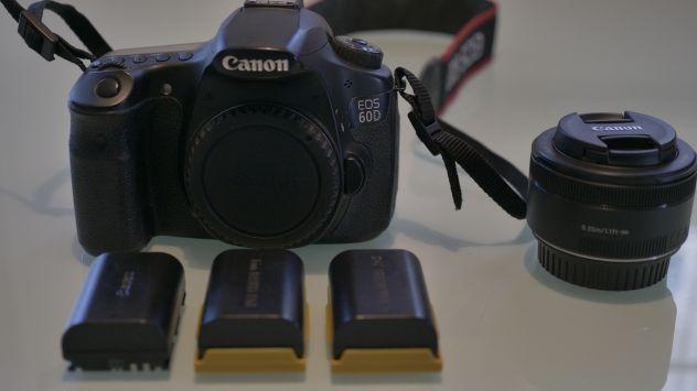 Canon EOS 60D - Solo Corpo - Foto 9