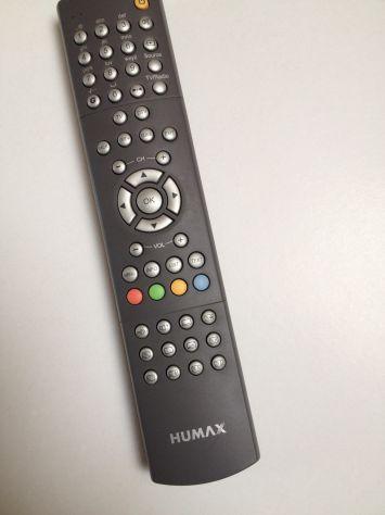 Telecomando decoder Humax