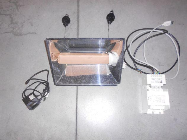 Lampa Alogena con transformatore