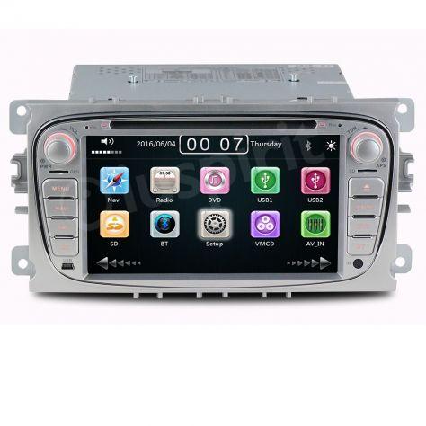 GPS DVD BT autoradio 2 DIN navigatore Ford Focus Mondeo C-Max Galaxy