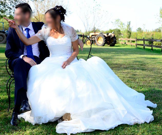 Abito da Sposa usato