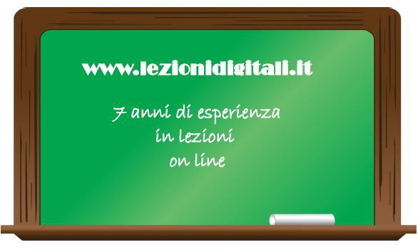 Ripetizioni online di matematica, fisica, elettronica, informatica