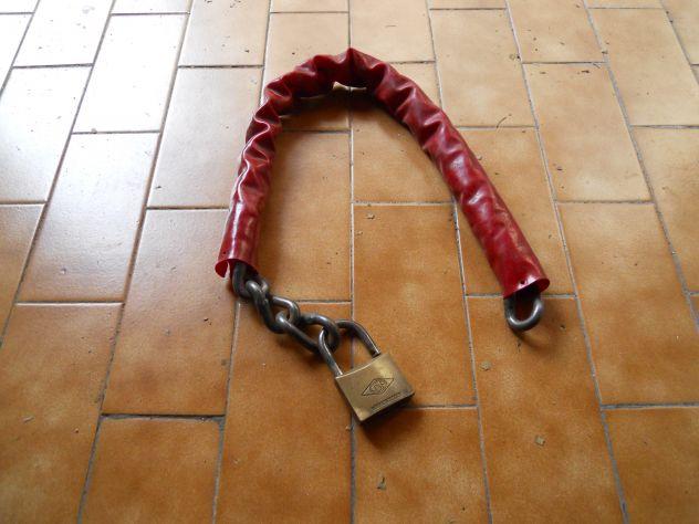 catena-catenaccio per moto - Foto 2