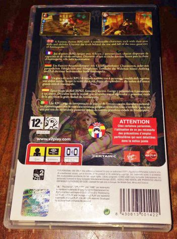 Inglese giochi di incontri PSP