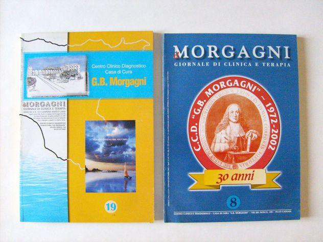 Rivista Morgagni, giornale di clinica e terapia