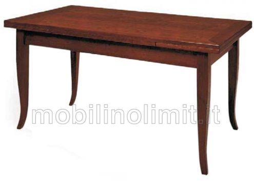 Tavolo con allunghe (130x85) - Nuovo