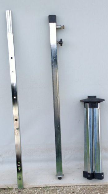 treppiede telescopico per casse acustiche o simili - Foto 3