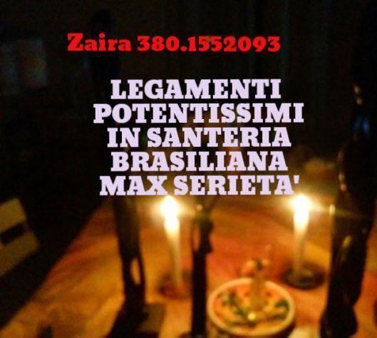 RITUALI POTENTISSIMI DI MAGIA ROSSA, BIANCA, BRASILIANA E SANTERIA. - Foto 4