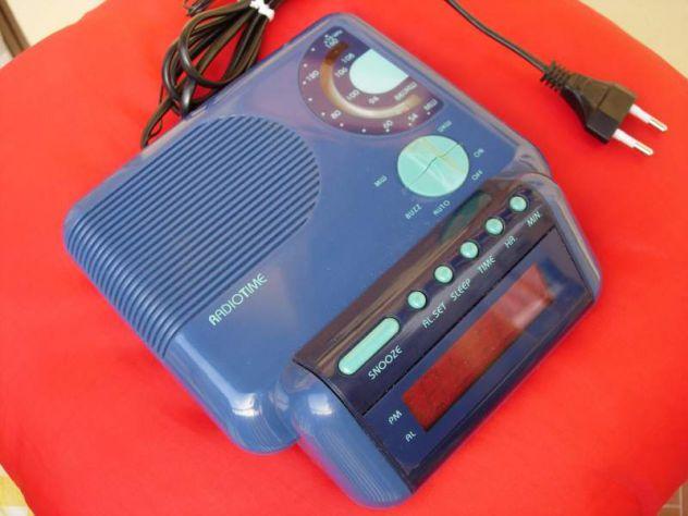 Radiosveglia digitale RADIOTIME AGIP – ACI RS