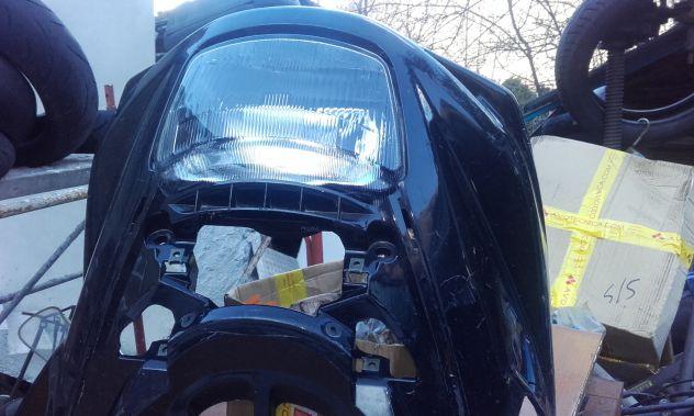 Scudo anteriore completo di faro yamaha majsty 250 - Foto 4