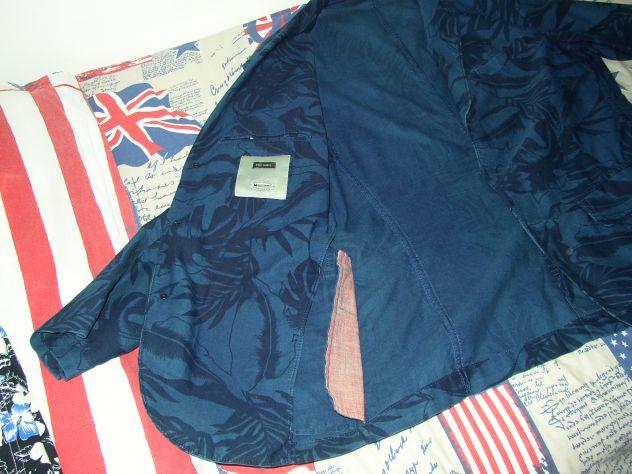 Montedoro giacca cotone blu - Foto 3