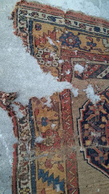 Pulizia tappeti Trieste, lavaggio e restauro tappeti persiani Trieste - Foto 5