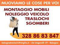 IL TRASLOCO ECONOMICO - SGOMBERI - TRASPORTI - MONTAGGIO MOBILI