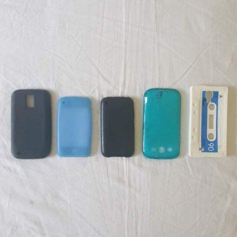 Cover apple pelle originale iphone Annunci d'acquisto vendita e