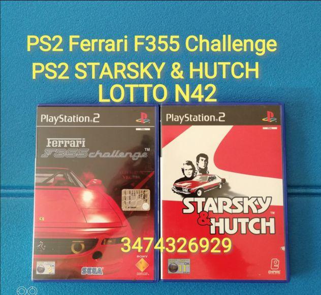 PS2 Ferrari F355 Challenge