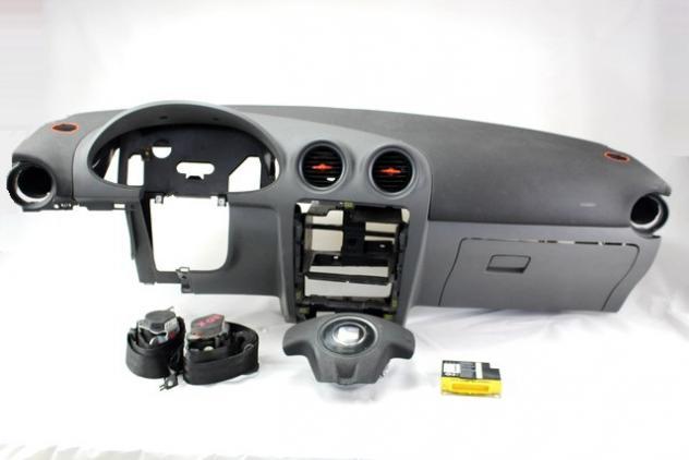 6Q0909605AD KIT AIRBAG SEAT IBIZA 1.2 51KW 5P B/GPL 5M (2008) RICAMBIO USAT …