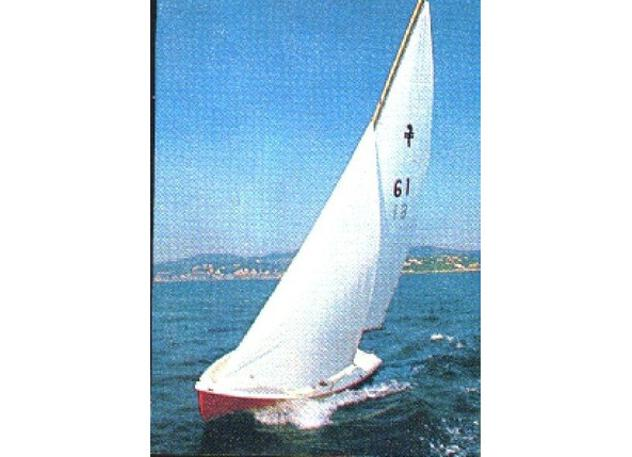 barca a vela ALTRO FUSILLA 4 NUOVA anno 1995 lunghezza mt