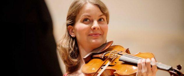 Violinista a Pavia