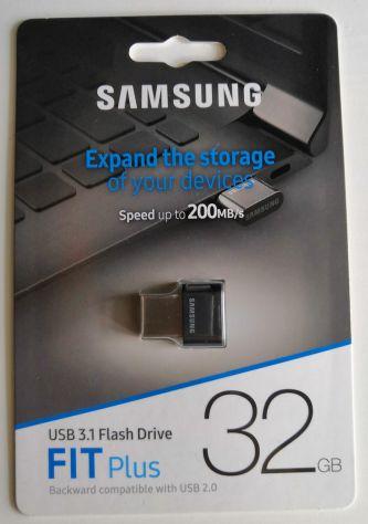 Memoria USB 32GB Samsung nuova